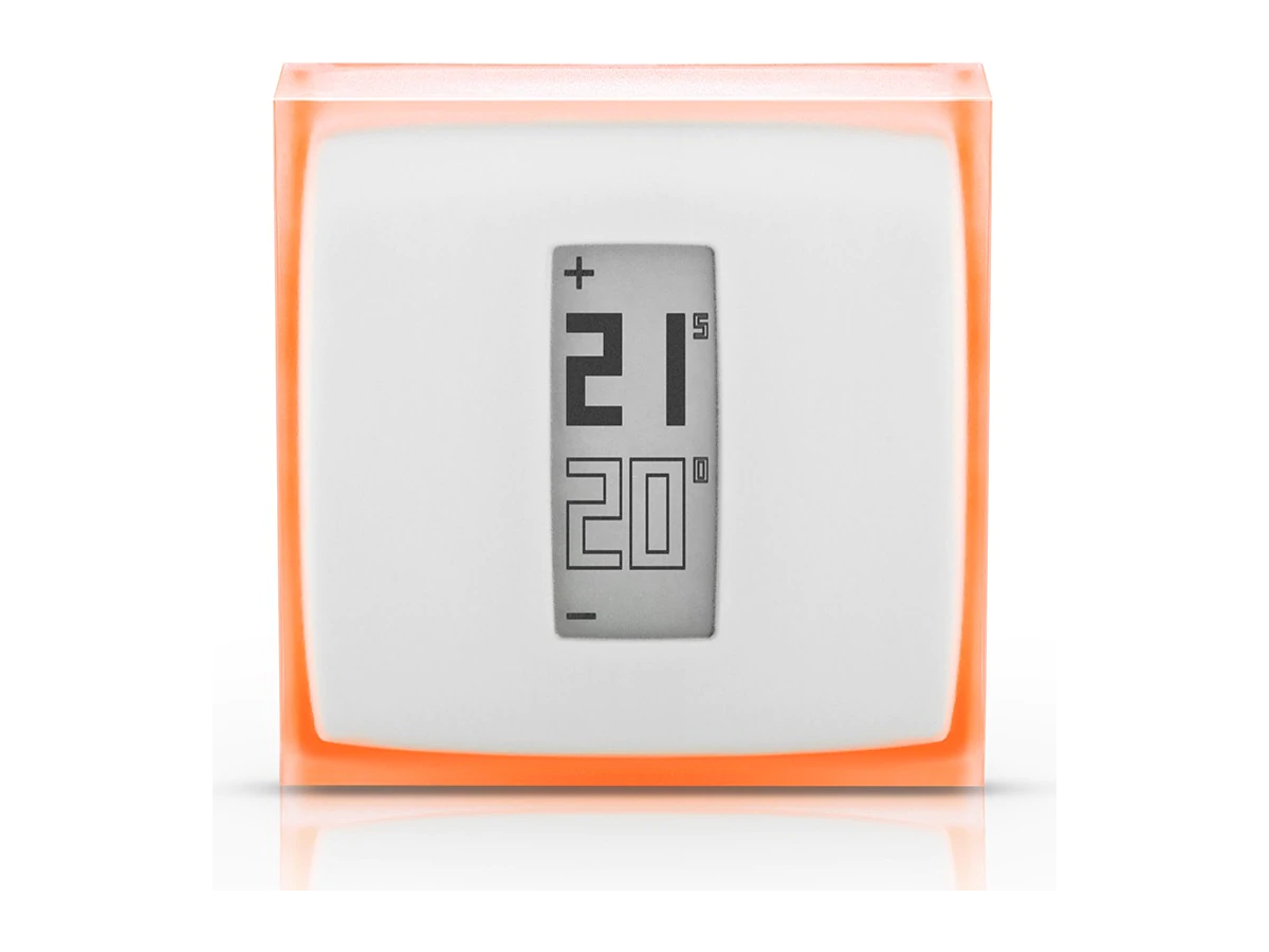Netatmo Smartes Thermostat - NTH-PRO